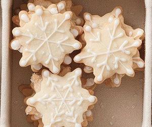 christmas, Cookies, and sweet image