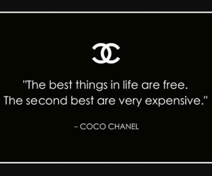 chanel, class, and coco image