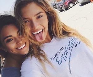 friends, friendship, and best friends image