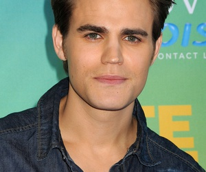 paul wesley, tvd, and stefan image