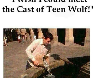 teen wolf, cast, and tyler posey image