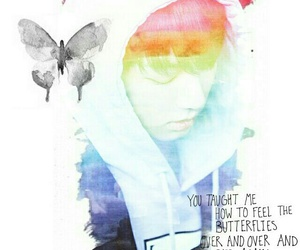 butterfly, kpop, and quotes image