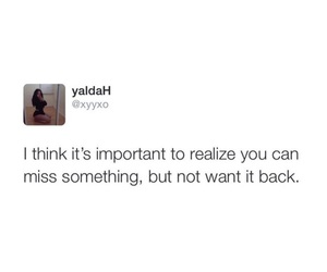 important, missing you, and quotes image