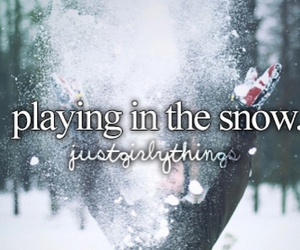 snow, winter, and quotes image