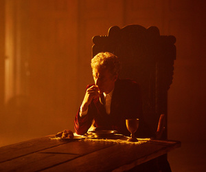 doctor who, peter capaldi, and heaven sent image