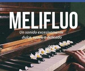 delicado, melifluo, and armonía image