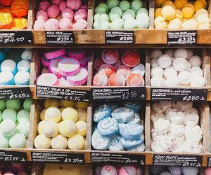 lush, tumblr, and beauty image
