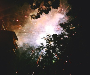 fireworks and indie image