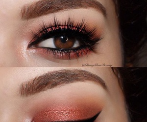 cosmetics, eyes, and goals image