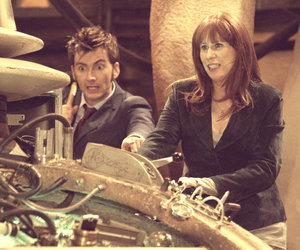 david tennant, doctor who, and ten image