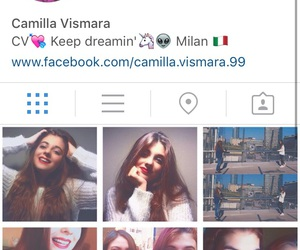 followme, instagram, and love image