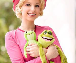 cosplay, disney, and the Princess and the frog image