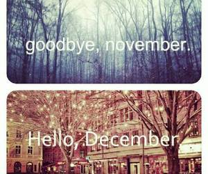 december, november, and winter image