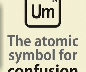 funny, confusion, and chemistry image