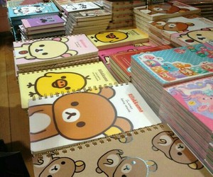 kawaii, japan, and rilakkuma image