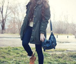 boots, fashion, and chic image