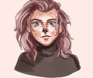 fan art, Harry Styles, and one direction image