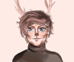 louis tomlinson, fan art, and one direction image