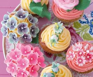 cupcake, cake, and sweet image