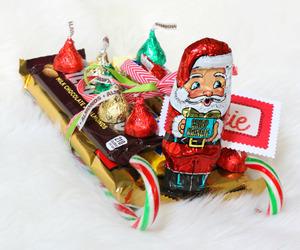 chocolate, treat, and x'mas image