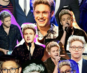 band, niall horan, and louis image