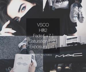 filter, vsco, and instagram image