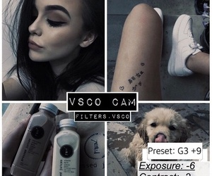 cam, tumblr, and vsco image