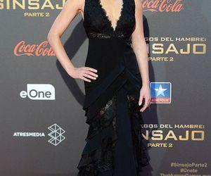 actress, dress, and Jennifer Lawrence image