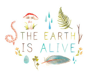 earth, nature, and life image