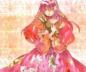 colorful, pandora heart, and lacie baskerville image
