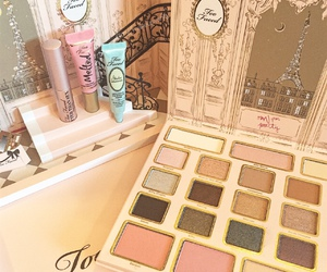 collection, pink, and too faced image