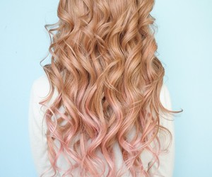 blonde, hair, and hairgoals image