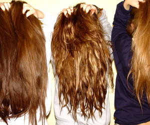 hair and girls image