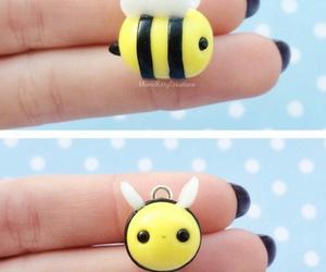 bee and kawaii image