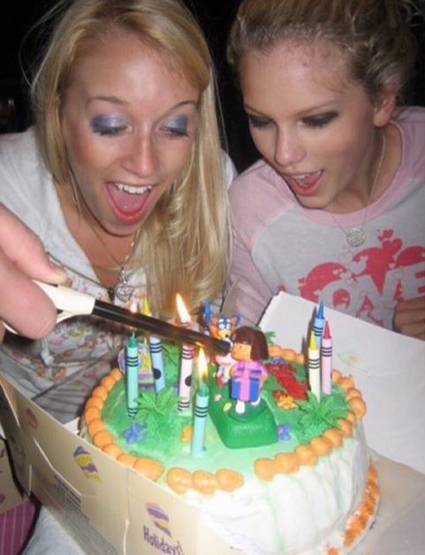 Astonishing Image About Pretty In Taylor Swift Lq Rares By Alexis Funny Birthday Cards Online Inifodamsfinfo