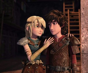 hiccup astrid image