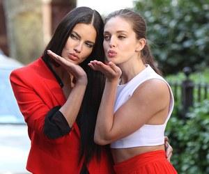 Adriana Lima, Emily Didonato, and fashion image