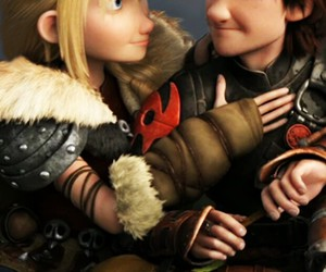 hiccstrid hiccup astrid image