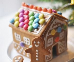 winter, christmas, and Cookies image