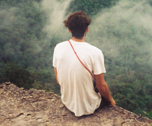 boy, nature, and indie image