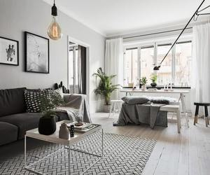 inspiration, interior design, and living room image