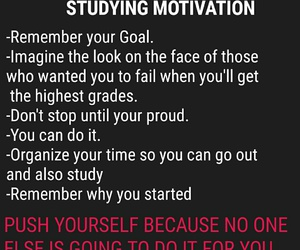 motivation, studying, and you can image