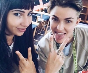 oitnb and ruby rose image