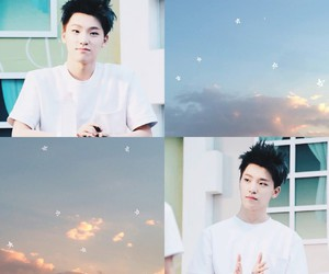 aesthetic, Seventeen, and dino image