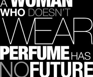 chanel, perfume, and quote image