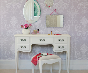 mirror, decor, and room image