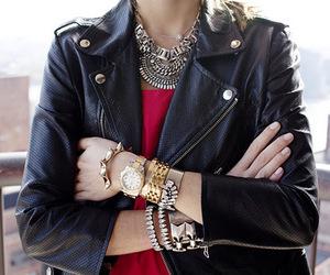 bracelet, fashion, and watch image