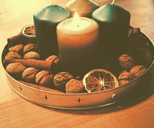advent, candle, and christmas image