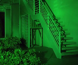 green, aesthetic, and neon image