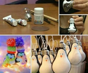 diy, OMG, and pinguin image